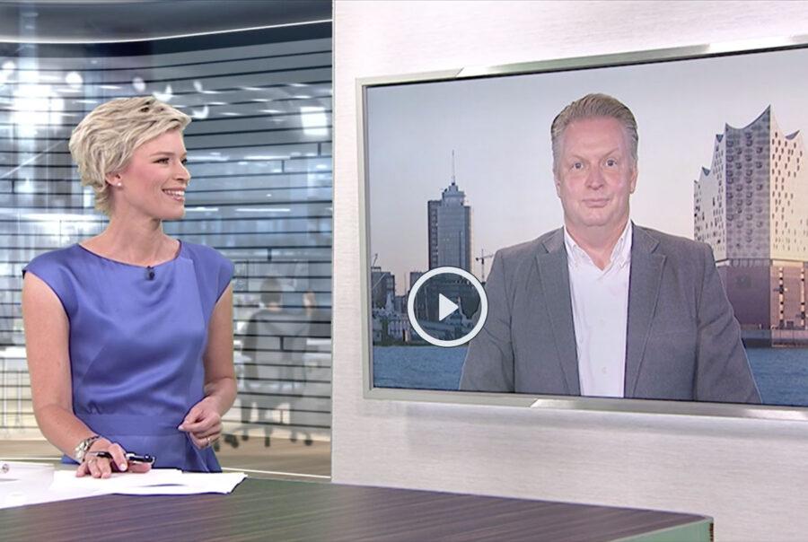 Heiko Löschen, GSP asset management GmbH, Münster im n-tv Interview 13.08.2020